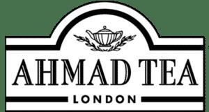 The logo of Ahmad Tea London