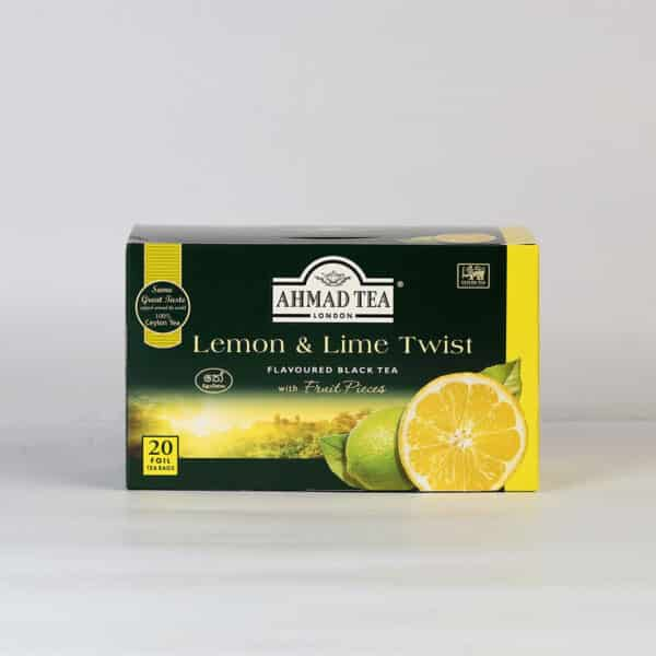 Lemon & Lime 20 Foil TB