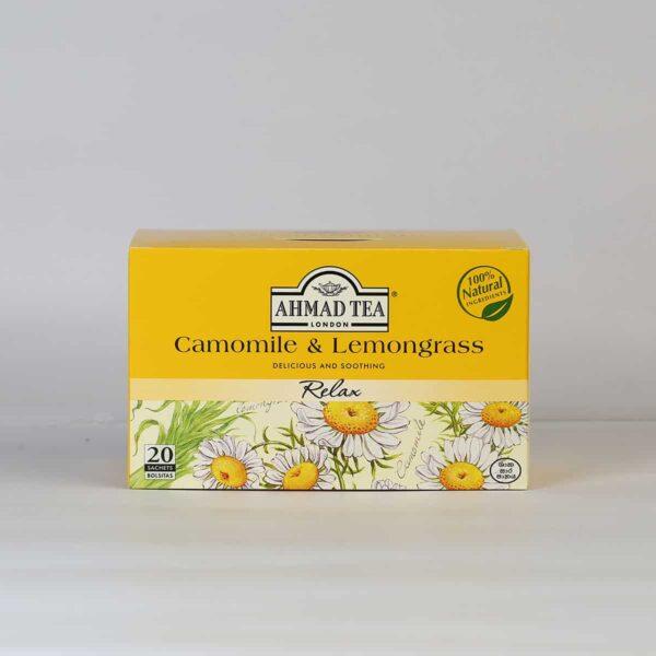Chamomile & Lemongrass 20 Foil TB