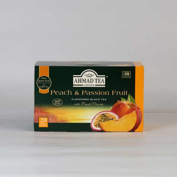 Peach & Passion 20 Foil TB