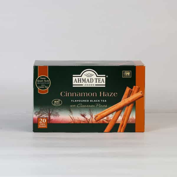 Cinnamon Haze 20 Foil TB