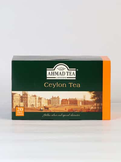 Ceylon Tea 20 Foil TB