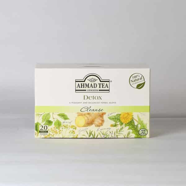The best cleansing detox tea