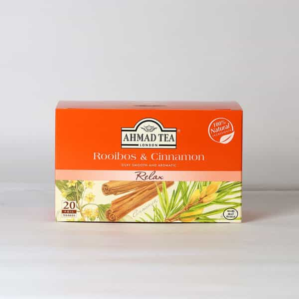 Rooibos & Cinnamon 20 Foil TB