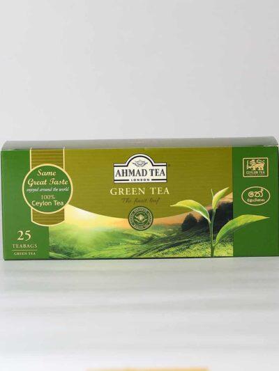 Green Tea 25TB