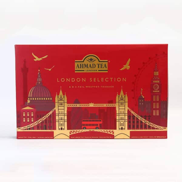 London Tea Collection (8x5TB) 40 Foil TB