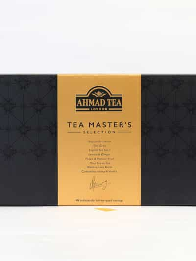 Tea Master's selection (8x6TB) 48 Foil TB (Black & Gold)