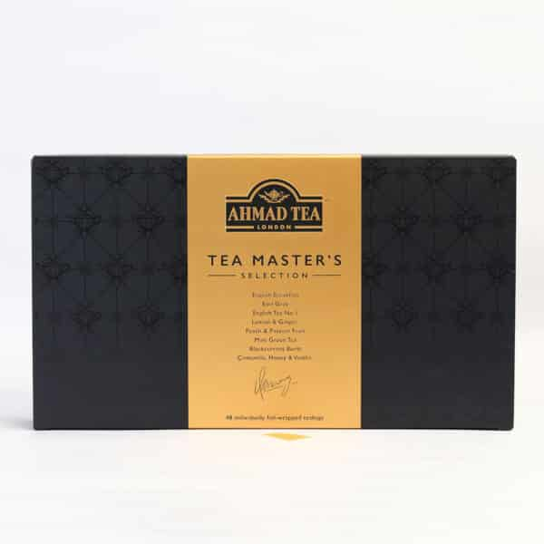 Tea Master's selection (8x6TB) 48 Foil TB (Black & Gold)