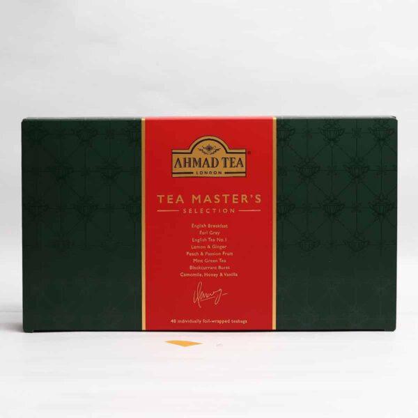 The tea masters selection of black tea