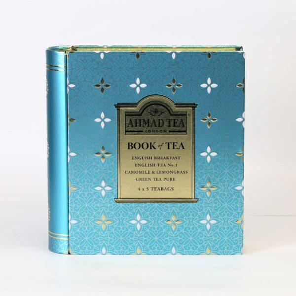 A tea collection by Ahmad tea