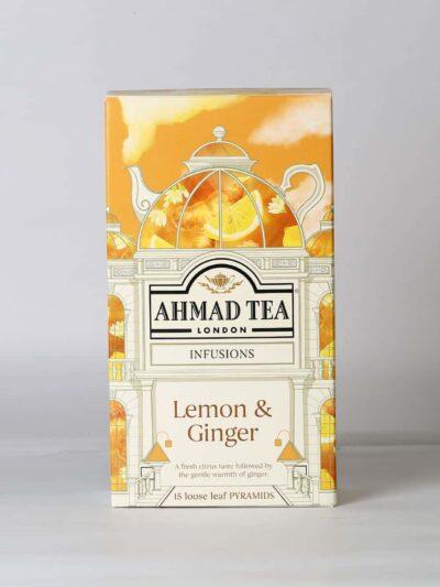 Lemon & Ginger 15 Pyramid TB