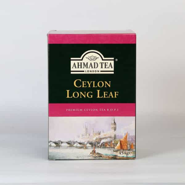 Ceylon Long Leaf Loose Tea Carton 454g