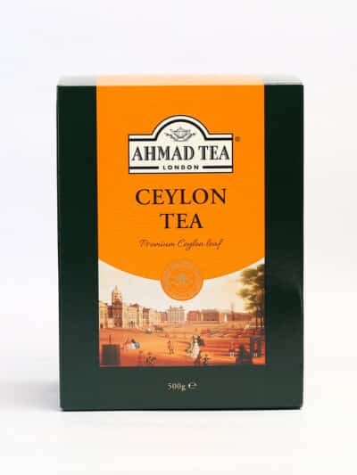 Ceylon Tea Loose Tea Carton 500g