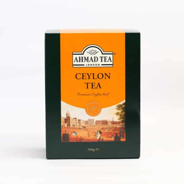 Ceylon Tea Loose Tea Carton 500g