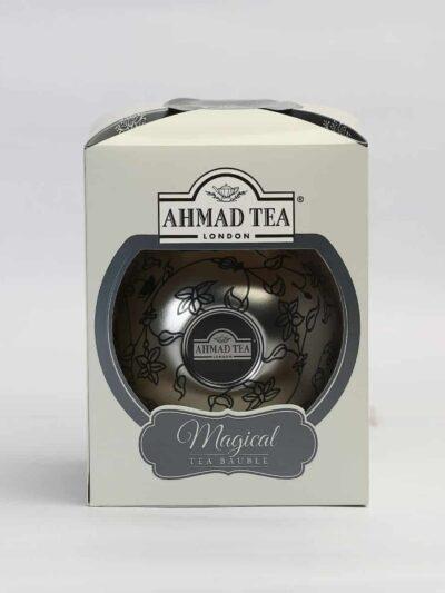 An Earl Grey tea box