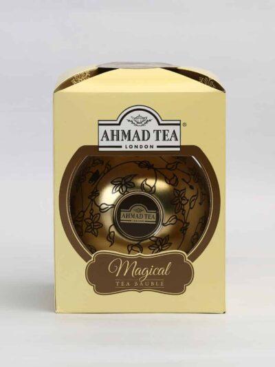A box of Magical English black tea