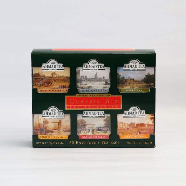 Classic Six Tea Collection (6x10TB) 60 Paper TB