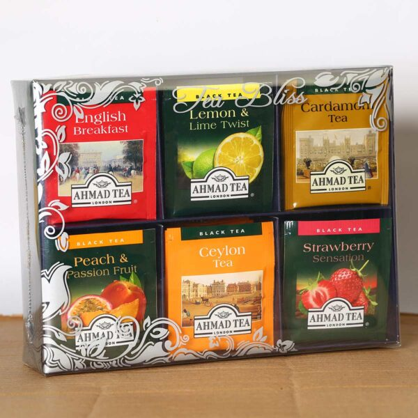 Tea Bliss Fruit & Specialty Collection (6x12TB) 72 Foil TB