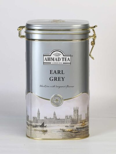 Earlgrey Hinge Caddy 450g