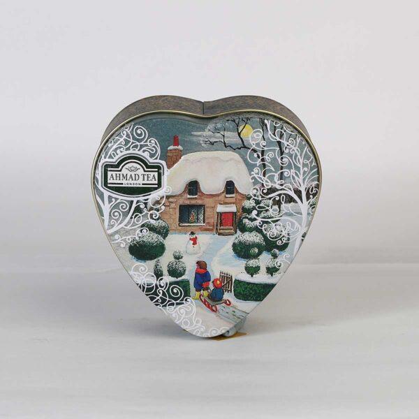 Christmas Heart Caddy 30g
