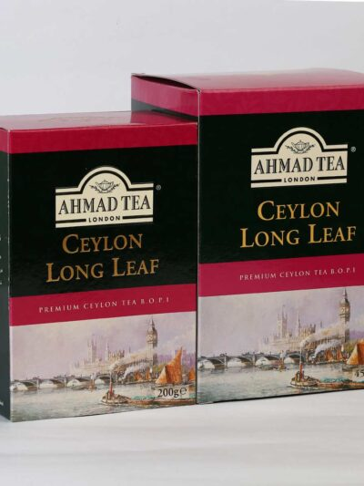 Ceylon Long Leaf Loose Tea Carton 200g